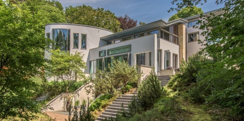 Zo ziet het duurste huis van nederland eruit - Kroonluchter pampille huis van de wereld ...