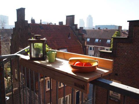 Dit zijn de adresjes om jouw balkon of dakterras te pimpen - Buitenkant terras design ...