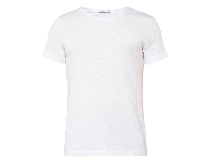 Beste witte t shirts