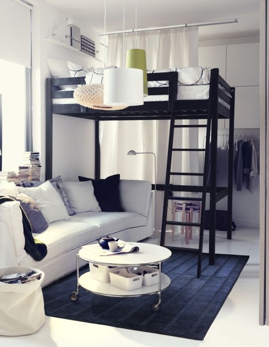 Een paar ruimtebesparende tips om het meeste van je kleine kamer te maken for Deco kamer kleine jongen