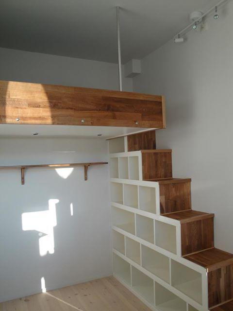 Een paar ruimtebesparende tips om het meeste van je kleine kamer te maken - Kleine kamer ...