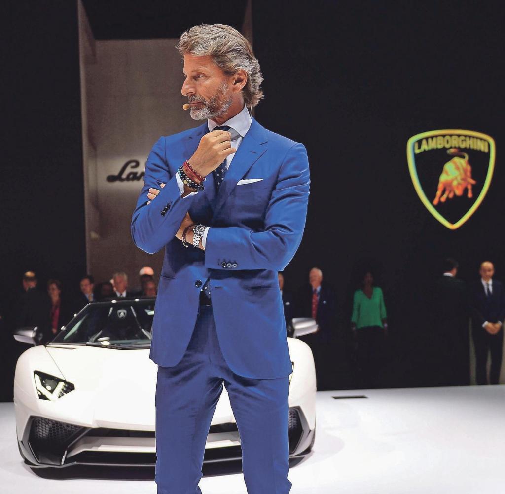 Het Visuele Bewijs Dat Audi Ceo Stephan Winkelmann Een Stijlbaas Is Foto S
